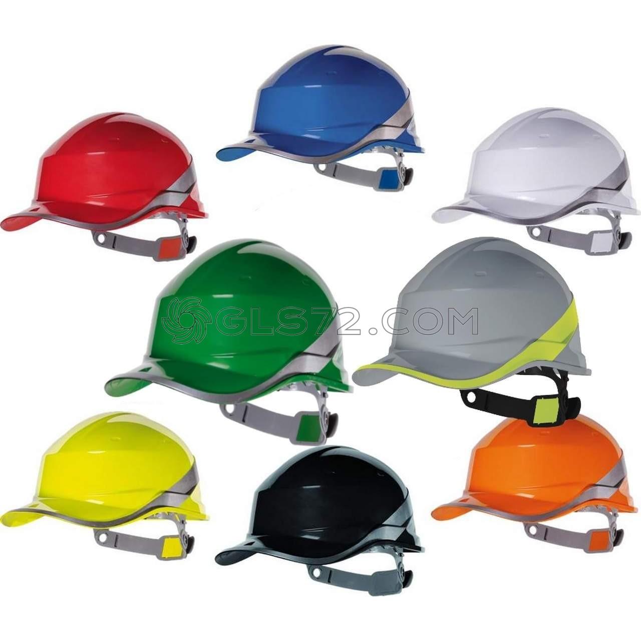 DELTAPLUS Diamond V Baseball Helmet green
