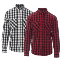 MEN'S SHIRT LONG SLEEVE COTTON SLIGHTLY PAYPER LABRADOR